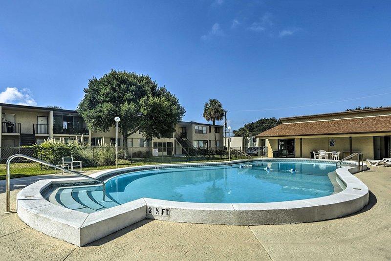 La tua vacanza in Florida inizia in questo condominio per le vacanze a Fort Walton!