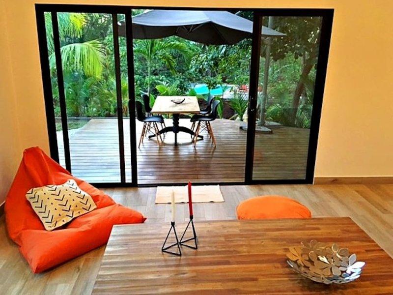 Arbol de vida villas, holiday rental in Playa Grande