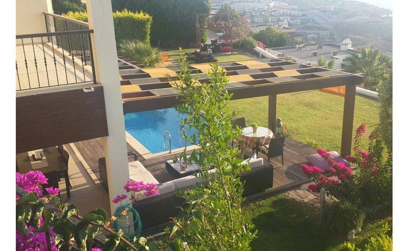 Bodrum Yalıkavak Appartamento con vista mare e piscina privata