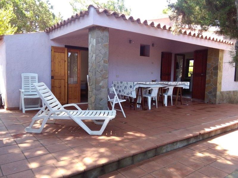 villetta nettuno a Rena majore, holiday rental in Lu Pultiddolu I