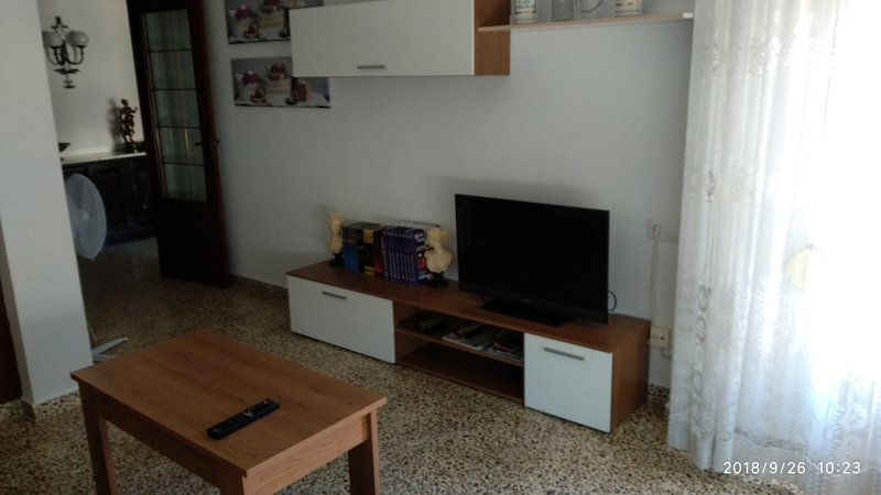 LECORON        Apartamento 4 plazas en el centro de Aguilas, a 1 m. de la playa., holiday rental in Aguilas