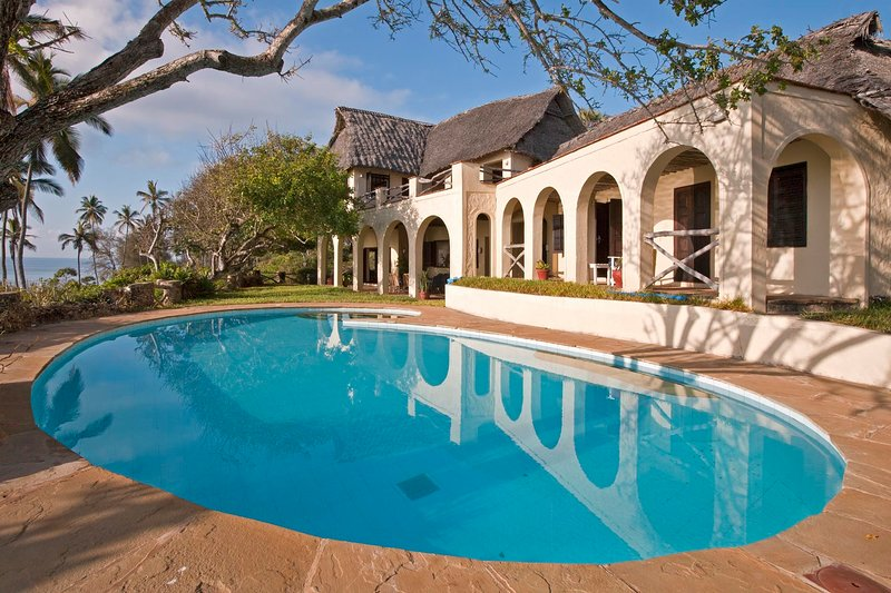 Chingwede House, holiday rental in Msambweni