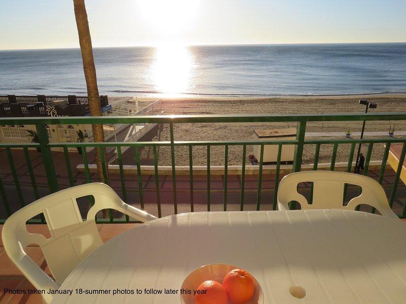 Ref: 292 - Olimpo 2-2nd floor apartment with fantastic views, alquiler de vacaciones en Fuengirola
