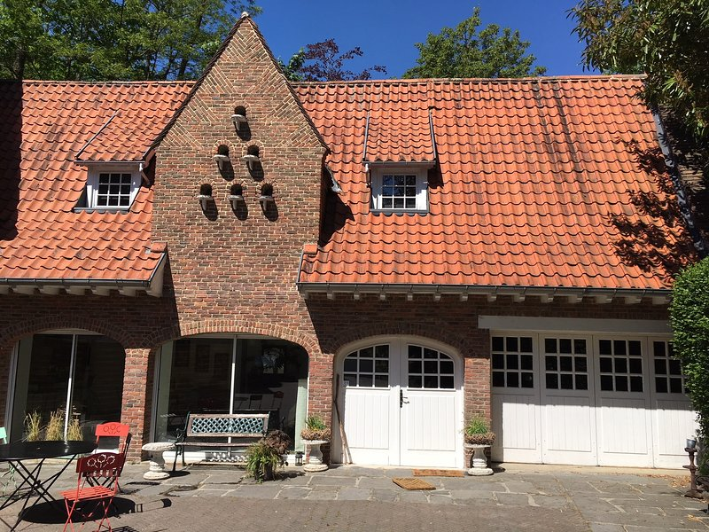 Le Pigeonnier, holiday rental in Tournai