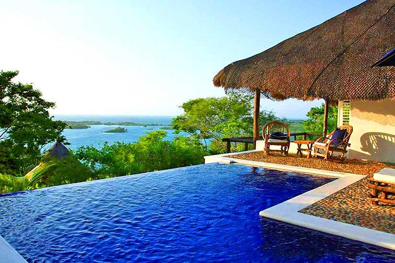 Agua Bungalows, casa vacanza a Isla Grande