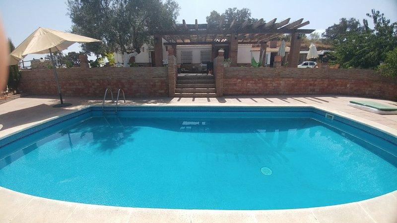 Finca Colores, vacation rental in Colmenar