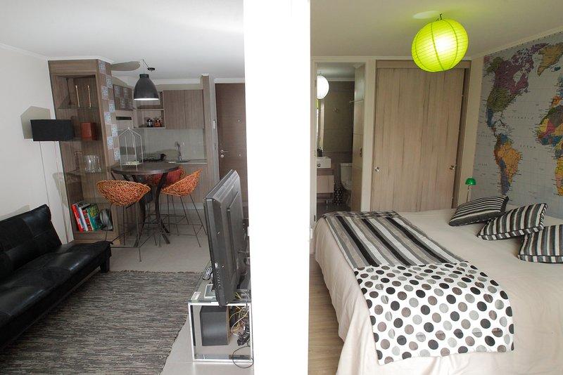 Departamento Centro Amunategui, holiday rental in Lo Solar