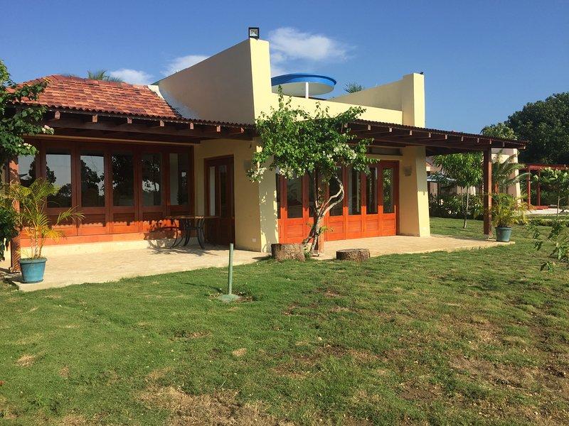 Casa Campestre de Descanso en Baru, Ferienwohnung in Islas de Rosario