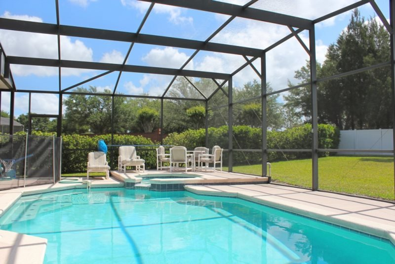 1031BD. Remington Golf Club 5 Bedroom Pool Home Near Disney, casa vacanza a Saint Cloud