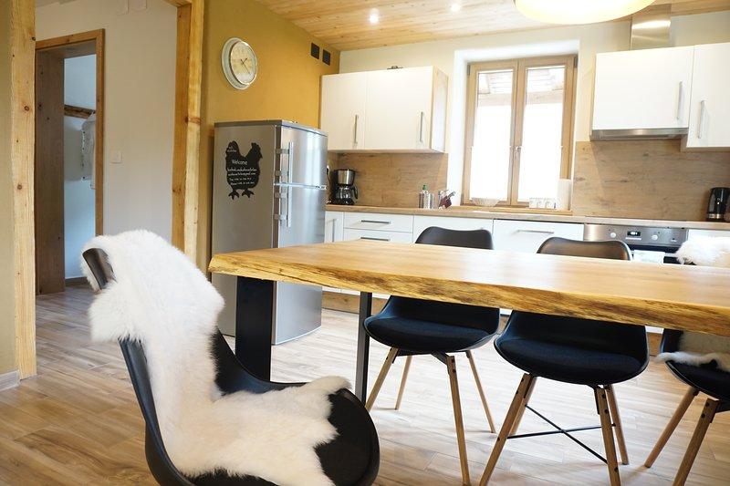 ecoHouse FURLAN - Apartment PINJA, vacation rental in Kobarid
