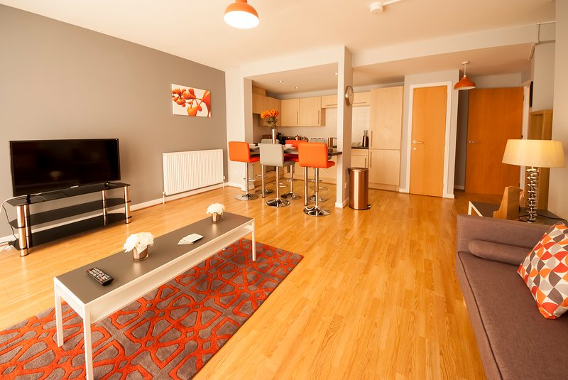 ByEvo 1 Serviced Apartments Glasgow Airport, Ferienwohnung in Paisley
