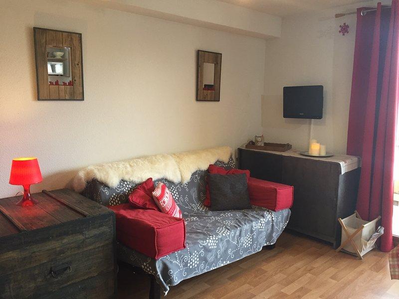 appartement avec vue dégagée à la joue du loup, location de vacances à Hautes-Alpes
