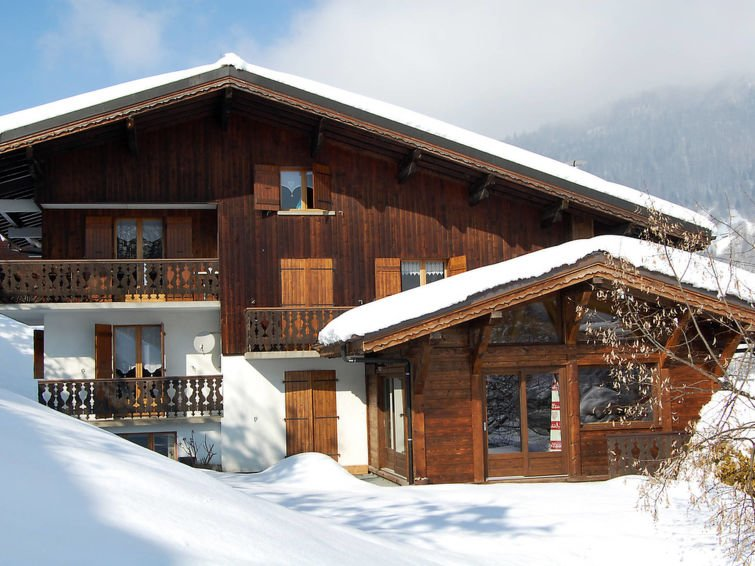 1 bedroom Apartment with WiFi and Walk to Shops - 5653182 Chalet in Morzine