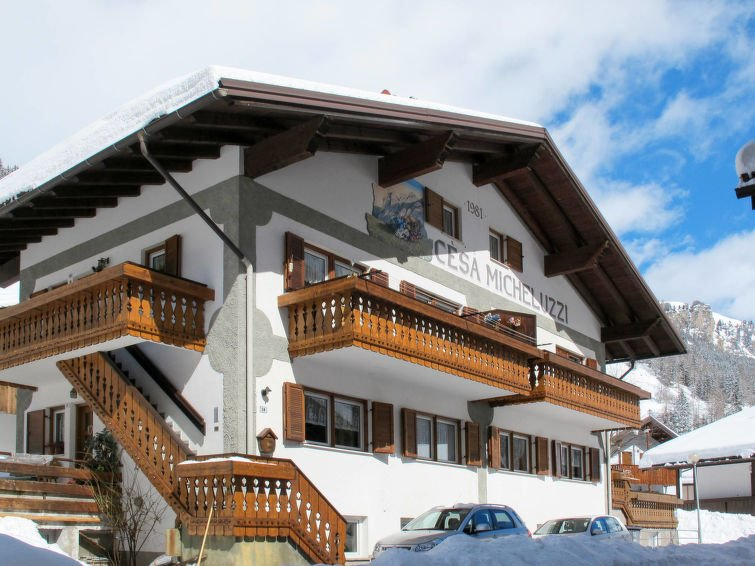 3 bedroom Apartment with  - 5793228 Chalet in Canazei