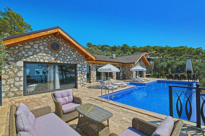 Villa Limra, location de vacances à Patara