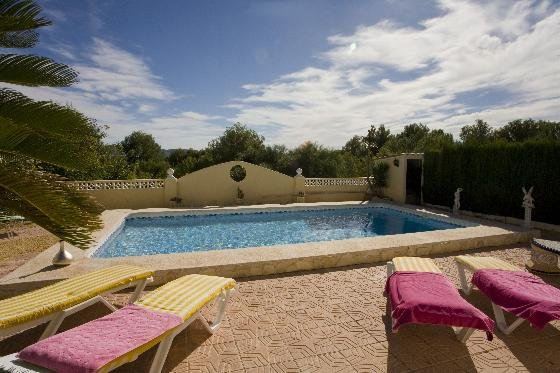 Carbonera Villa Sleeps 4 with Pool - 5047621, vacation rental in Polop