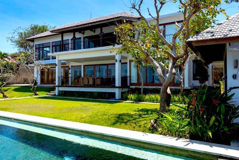 Villa Cattarina - Garden and pool