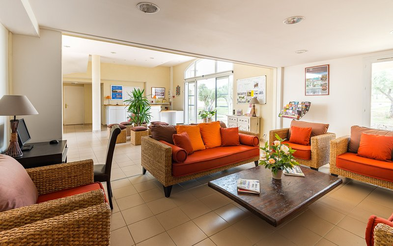 Enjoy access to the communal lounge area.