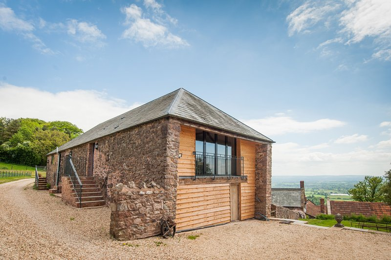 Tilbury View, Panoramic Views - Quantock Hills ANOB, location de vacances à Nether Stowey
