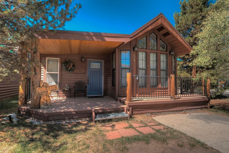 Beautiful Breckenridge home with easy entry