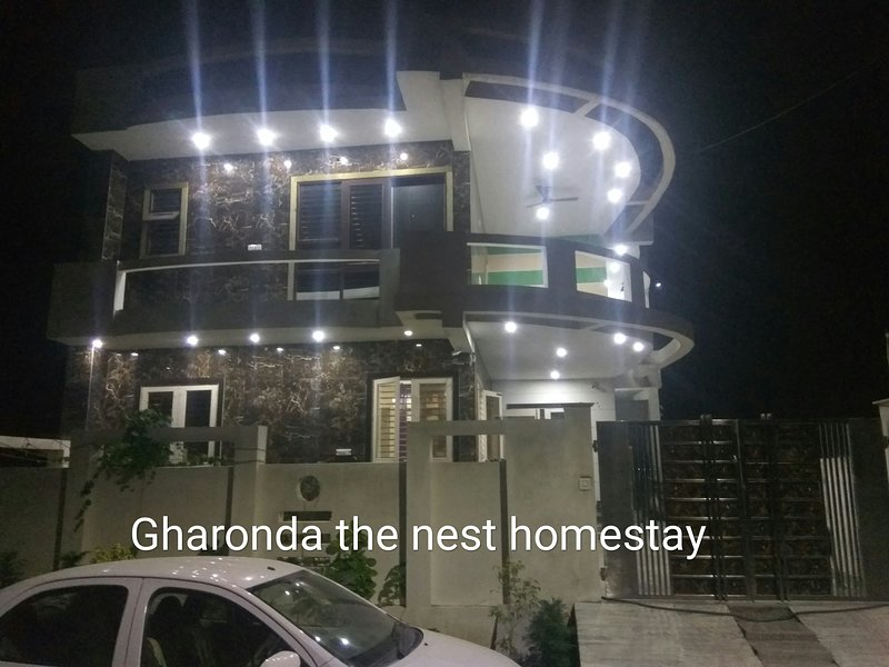 Gharonda the nest homestay, alquiler vacacional en Agra