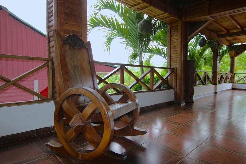 Salto Taino - Tent 1, vacation rental in Higuey