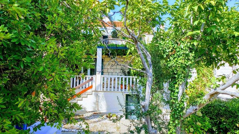 Cvita A4(4+1) - Bol, vacation rental in Brac Island