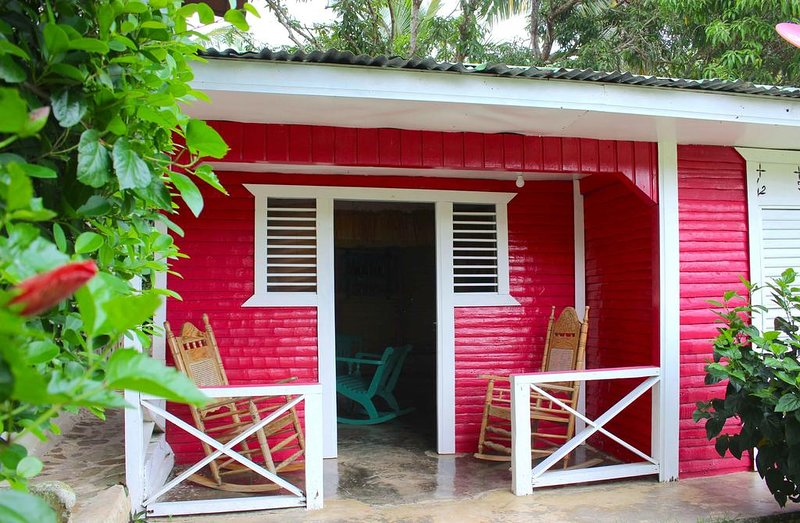 Salto Taino - Tent 2, vacation rental in Higuey