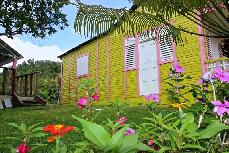 Family Tree House with Mountain View, vacation rental in Higuey