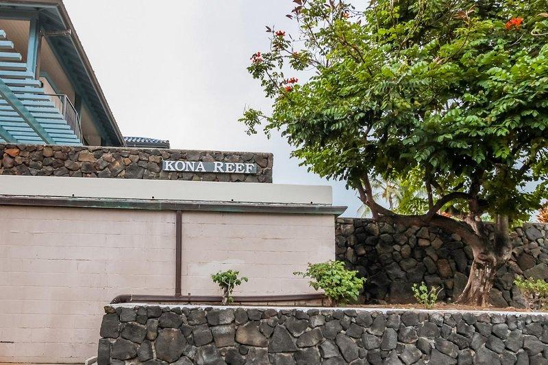 Kona Reef # A33 - Condo Kona Reef