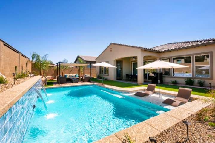 Make no mistake! Best backyard oasis for everyone to enjoy + Heated pool