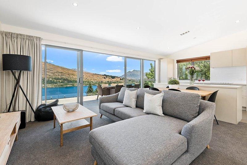 Remarkable Views on Goldrush, location de vacances à Queenstown