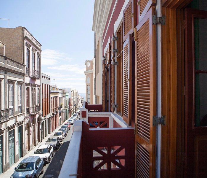 Twin Room In the Heart of Las Palmas, vacation rental in Las Palmas de Gran Canaria