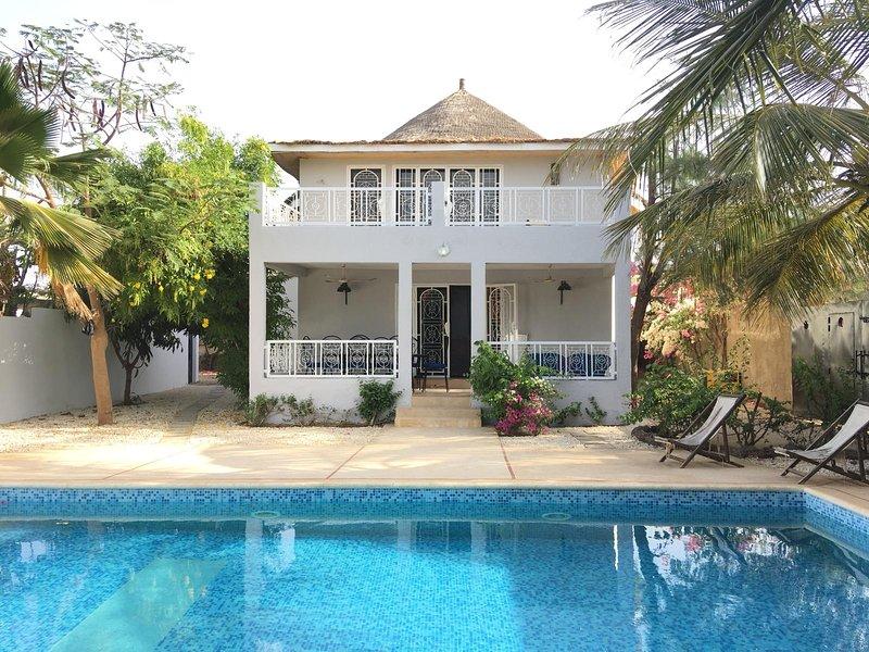 Magnifique Villa 'Les Orangers', location de vacances à Ngaparou