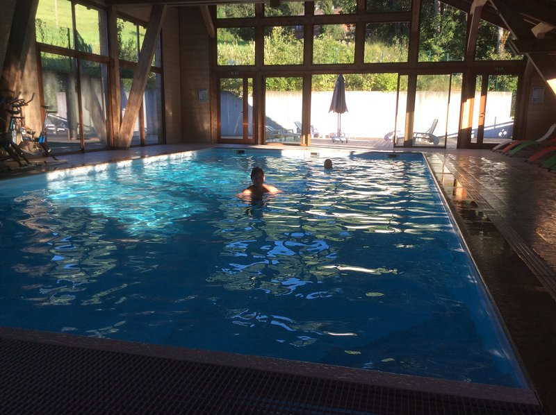 Nice chalet with shared pool & Wifi, vacation rental in La Roche-sur-Foron