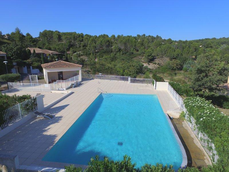 Un air de vacances en Provence, holiday rental in Villeneuve-les-Avignon
