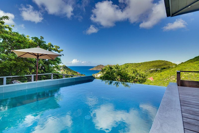 Villa Datcha, holiday rental in Anse des Flamands