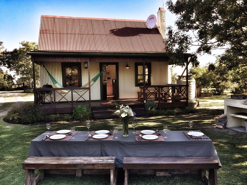 Knysna Forest Cottage (FireFly), vacation rental in Rheenendal