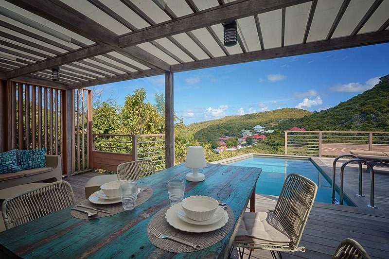 Villa Ti Lama, holiday rental in Anse des Flamands