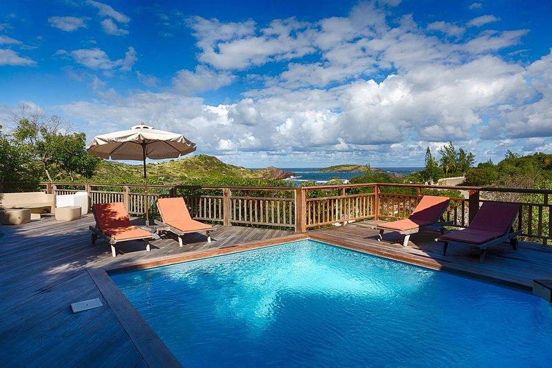 Villa Petit Lagon, Ferienwohnung in Saint-Barthélemy