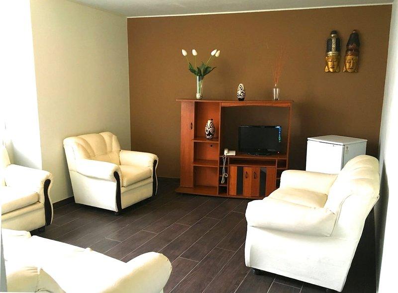 Mini apartament great location, breakfast included, alquiler de vacaciones en Arequipa