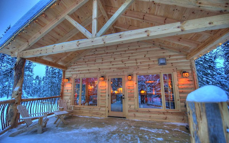 Cabin HUSKY, location de vacances à Kamouraska