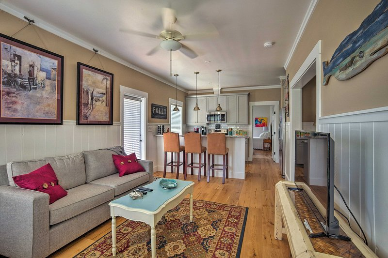 This newly built Charleston vacation rental home awaits your arrival!