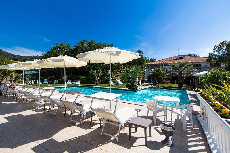 Villa in Tuscany, holiday rental in Campiglia Marittima