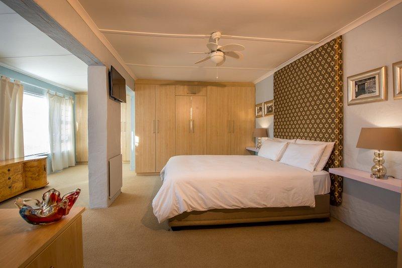 Camera da letto 1 - ambiente spazioso e tranquillo