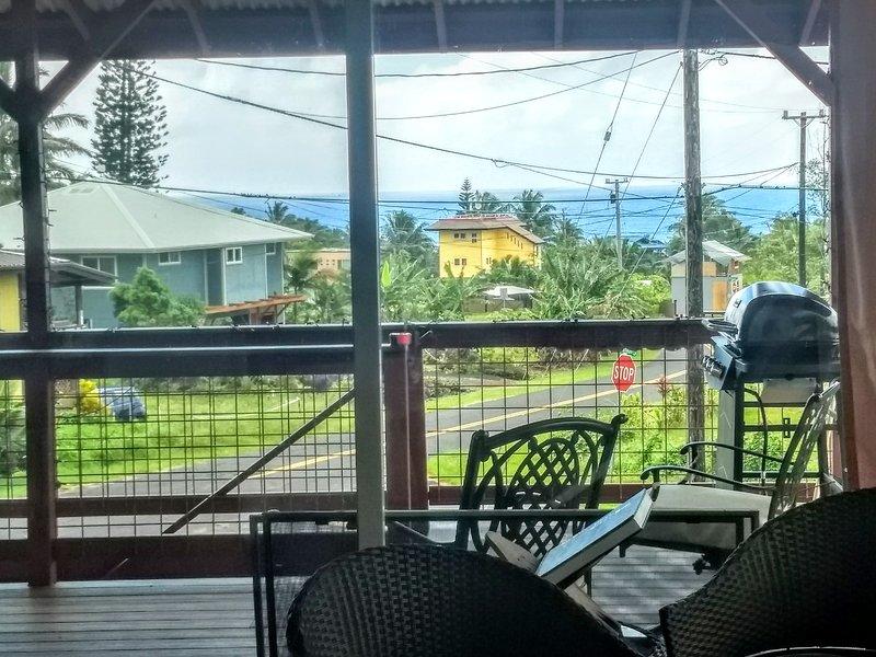 Seaview Home Stay, alquiler de vacaciones en Kaimu