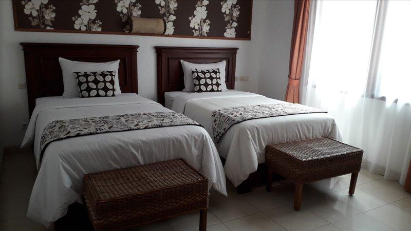 Villa Venetys (Deluxe Room 5), location de vacances à Cihanjuang Rahayu