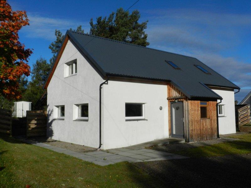 Muir Edge, Nethy Bridge - Highland Holiday Homes, alquiler vacacional en Dulnain Bridge
