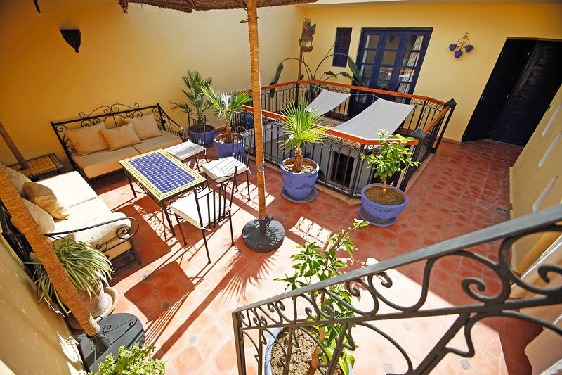 Amazing house with terrace & Wifi, alquiler de vacaciones en Ait Azzi