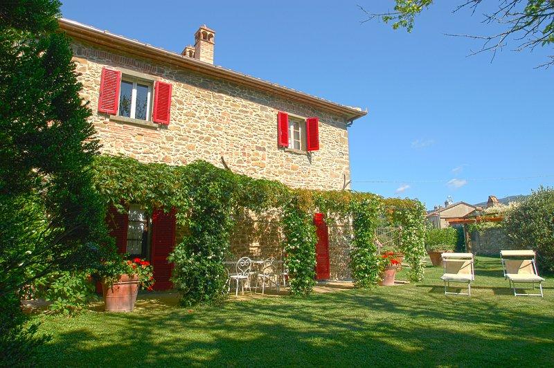 Casa la Bozza, IL Bozzino, vacation rental in Montalla